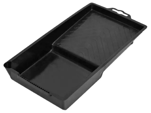 Faithfull FAIRTRAY4 Plastic Mini Paint Roller Tray 100mm / 4""